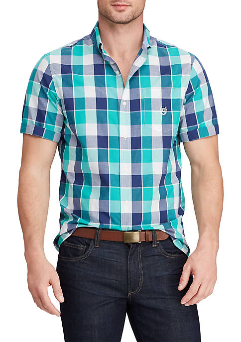 Classic Fit Easy Care Button Down Shirt