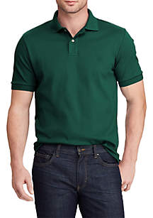Chaps Classic Fit Interlock Polo T-Shirt