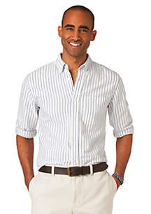 Bar Stripe Oxford Shirt