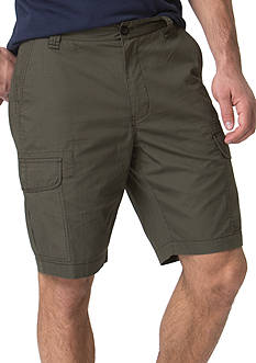 Chaps Cotton Ripstop Cargo Shorts
