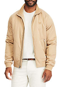 Chaps Full-Zip Bomber Jacket