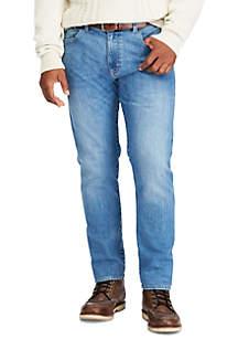 Straight Fit Stretch Jean