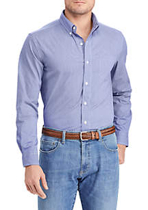 Long Sleeve Stretch Shirt