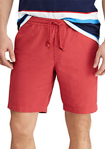 Cotton Seersucker Short