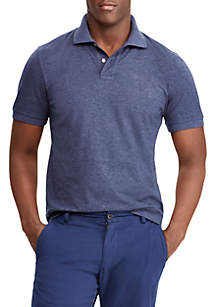 COOLMAX Performance Jersey Polo Shirt