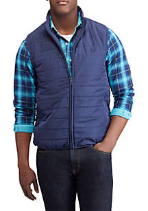 Packable Quilted Vest