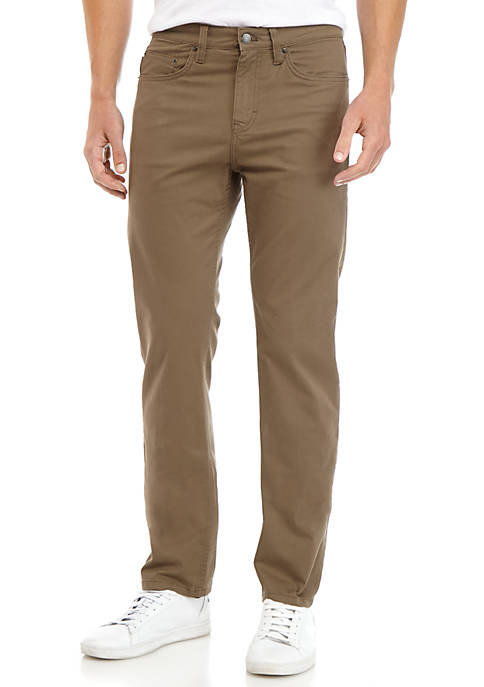 Chaps 5 Pocket Fashion Pants