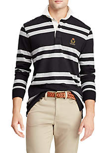 Heritage Collection Striped Rugby Shirt