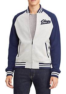 Heritage Collection French Terry Baseball Jacket