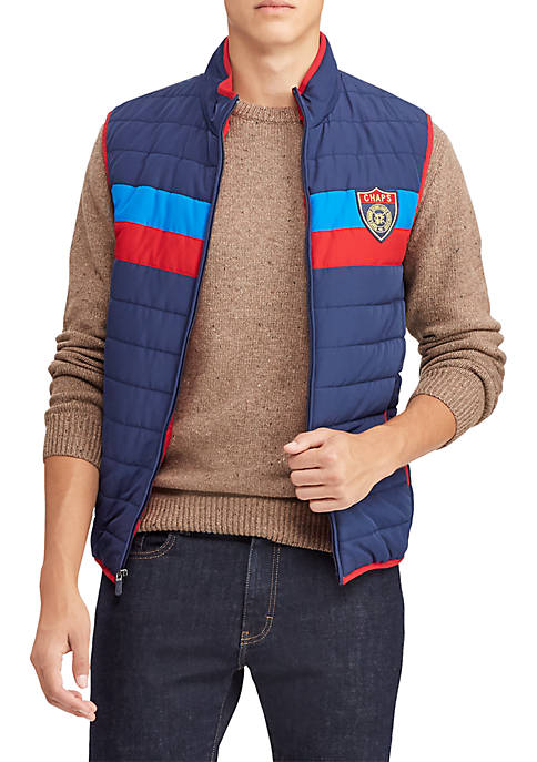Chaps Heritage Collection Quilted Vest