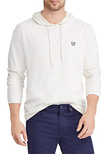 Cotton Jersey Hoodie