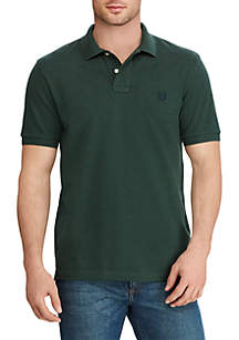 Chaps Chaps Cotton Short Sleeve Polo Shirt