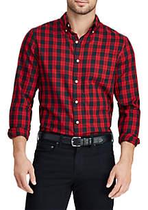 Cotton-Blend Shirt