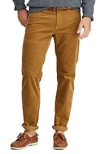 Men's Stretch Corduroy 5 Pocket Pants