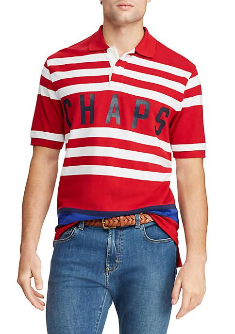 Short Sleeve Heritage Polo Shirt