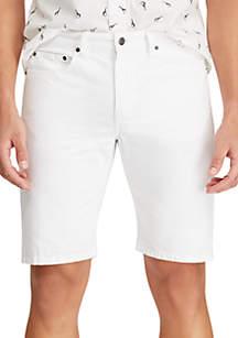 Chaps Stretch Denim Shorts