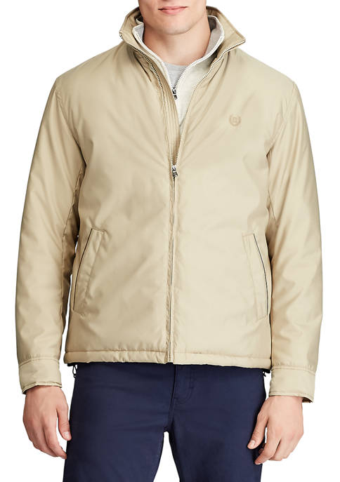 Chaps Mens Midweight Polyfill Jacket