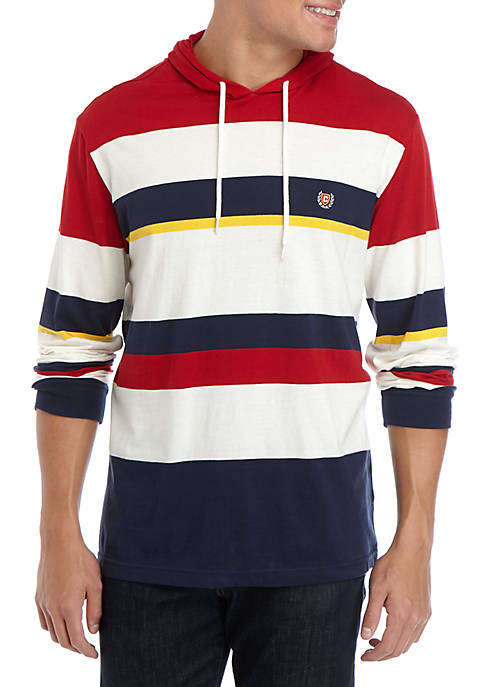 Chaps Jersey Hoodie