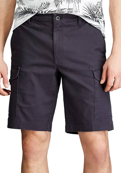 Chaps Coastland Wash Stretch Cargo Shorts