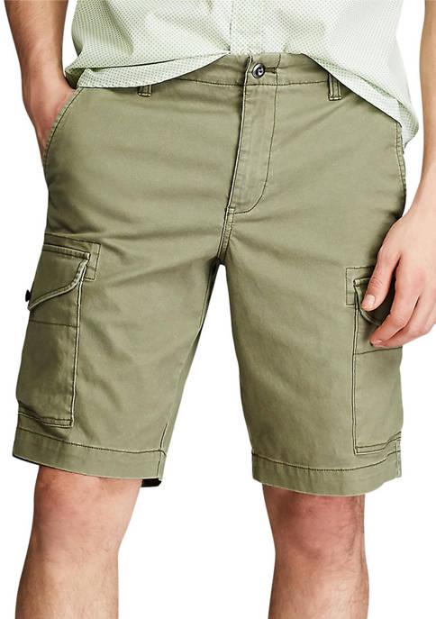 Chaps Coastland Wash Stretch Cargo Shorts