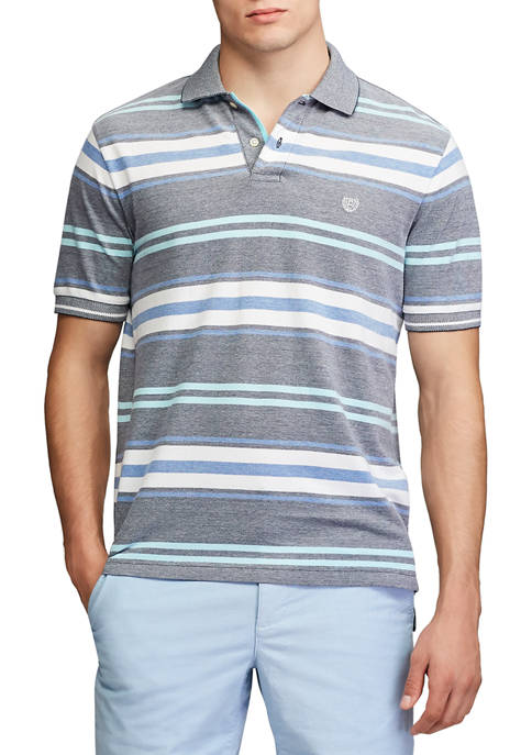 Chaps Birdseye Polo Shirt