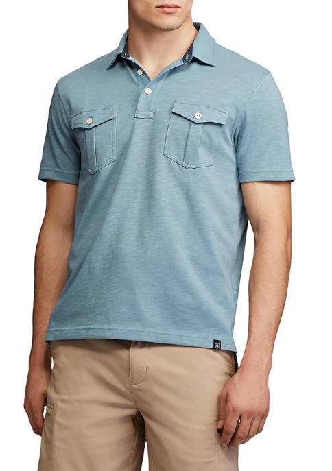 Chaps Performance Short Sleeve Polo Shirt