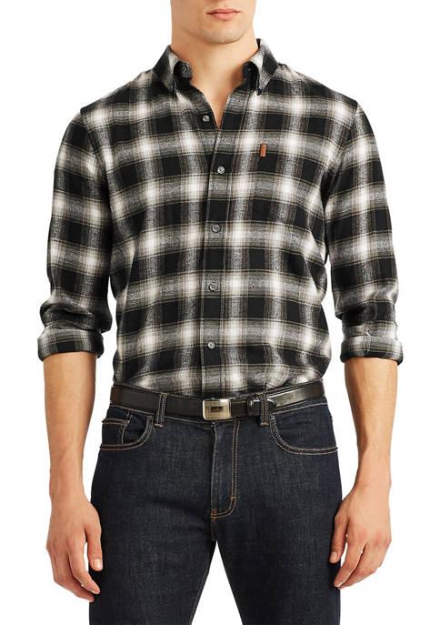 Chaps Performance Flannel Shirt