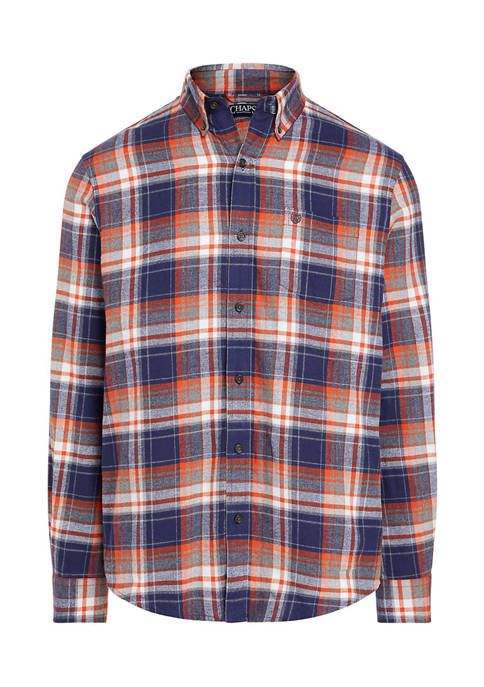 Chaps Performance Flannel Shirt