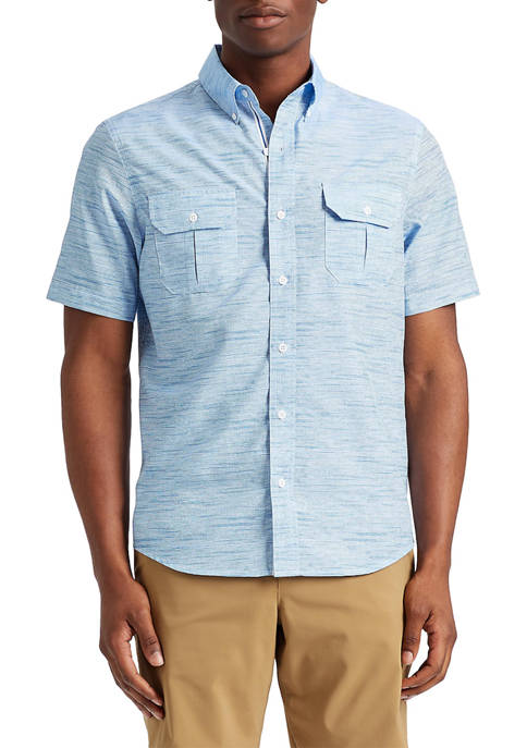 Performance Short Sleeve Sport Shirt
