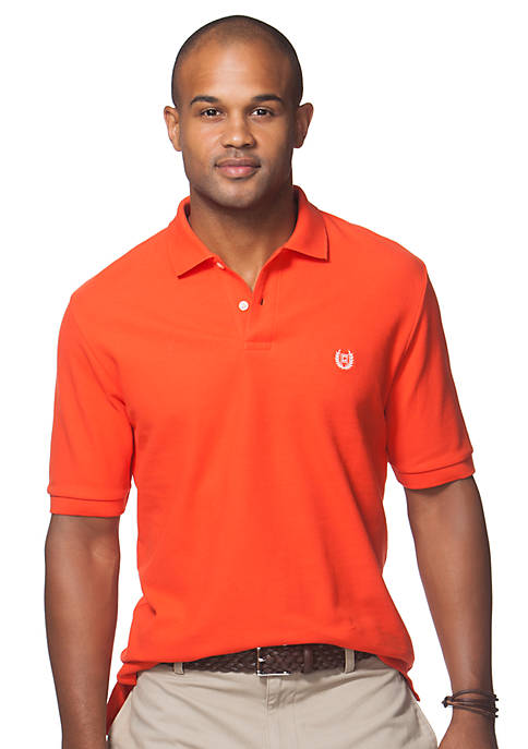Big & Tall Pique Polo Shirt