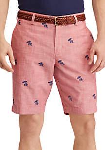 Big & Tall Print Cotton Shorts