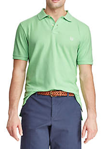 e60ce57f899d3c ... Chaps Big & Tall Cotton Mesh Polo Shirt