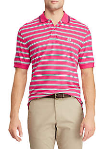 a97083a1 ... Chaps Big & Tall Cotton Mesh Polo Shirt