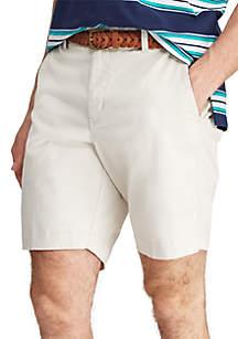 Chaps Big & Tall Stretch Twill Shorts