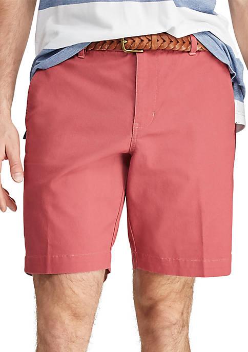 Big & Tall Stretch Twill Shorts