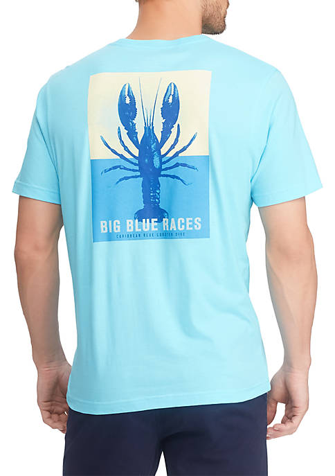 Big & Tall Short Sleeve Cotton Graphic T Shirt