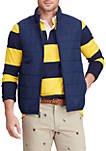 Big & Tall Packable Quilted Vest