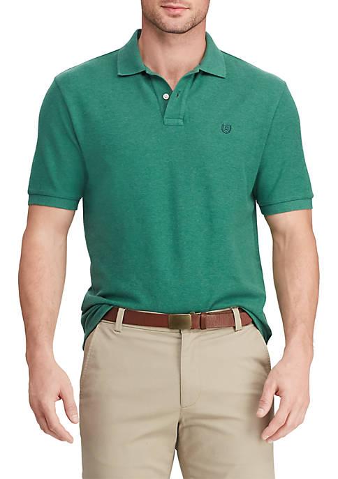 Big & Tall Short Sleeve Cotton Polo Shirt
