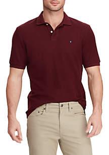 Chaps Big & Tall Short Sleeve Cotton Polo Shirt