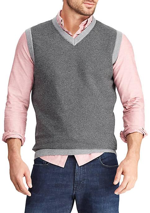 Big & Tall Sweater Vest