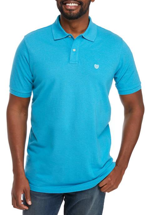Chaps Big & Tall Short Sleeve Piqué Polo