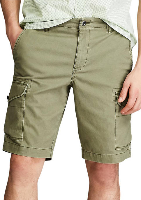 Chaps Big & Tall Coastland Wash Stretch Cargo