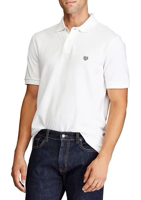 Chaps Big & Tall The Everyday Performance Polo