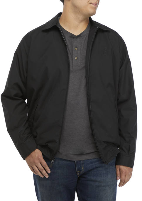 Chaps Big & Tall Barracuda Lined Coat