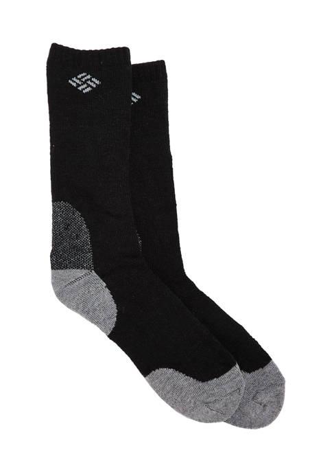 Columbia Basic Wool Crew Socks Set