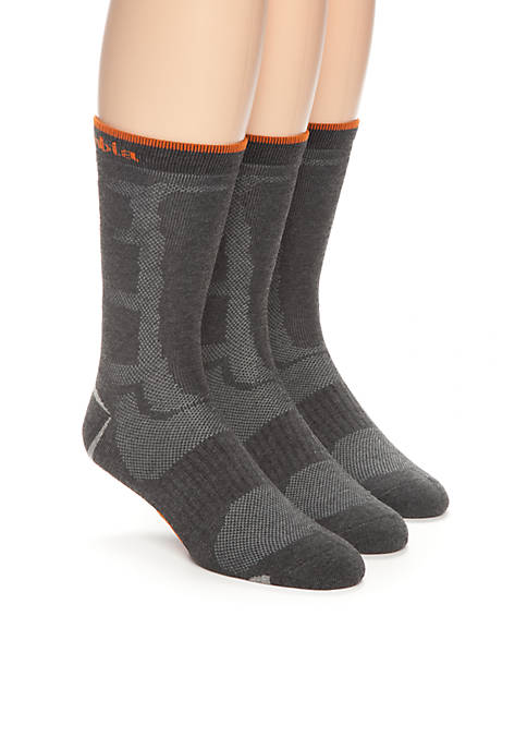 Columbia Mesh Zone Crew Socks