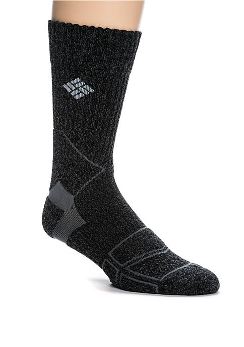 Columbia Hike Performance Crew Socks