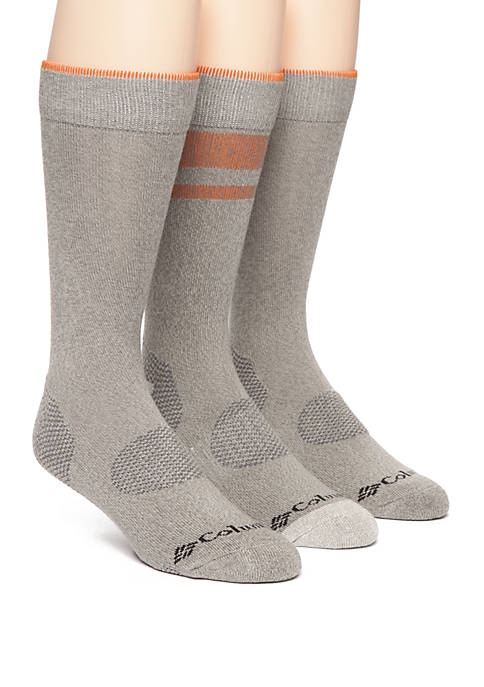 Columbia Balance Point Crew Socks Set