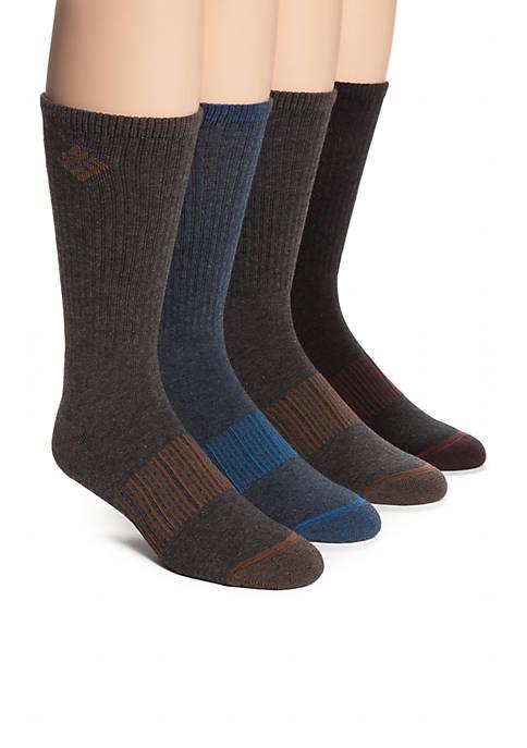 Crew Socks - 4 Pack