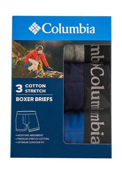 Columbia Cotton Stretch Boxer Brief